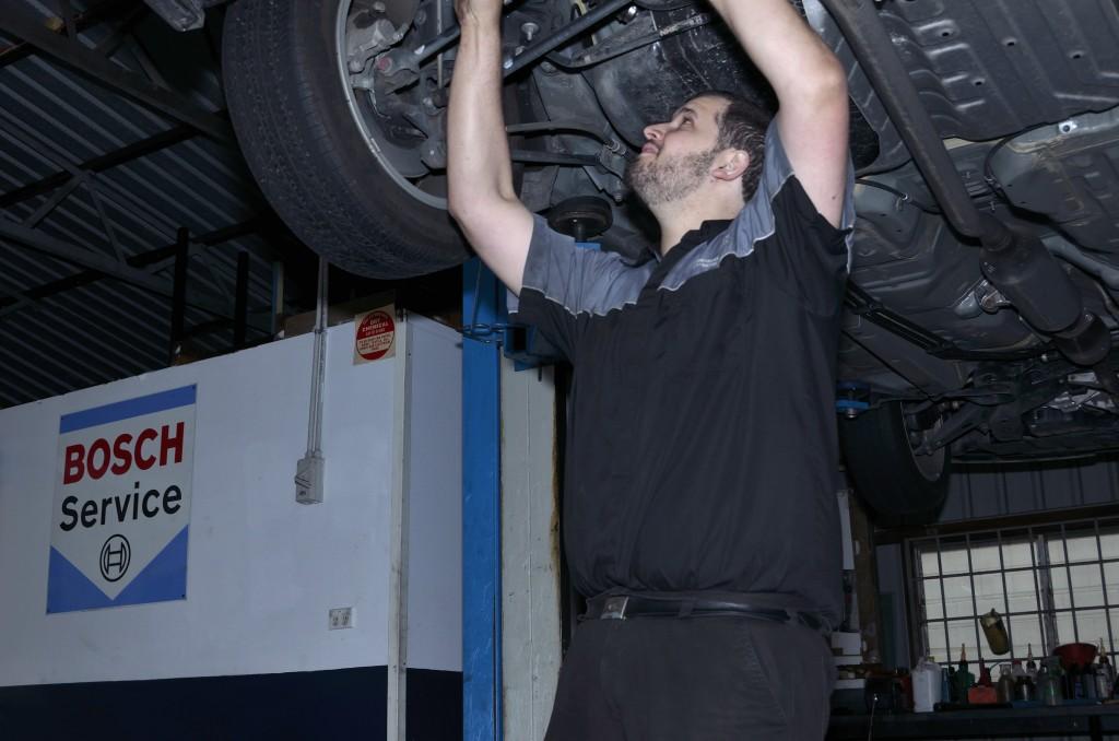 mechanical repair brisbane